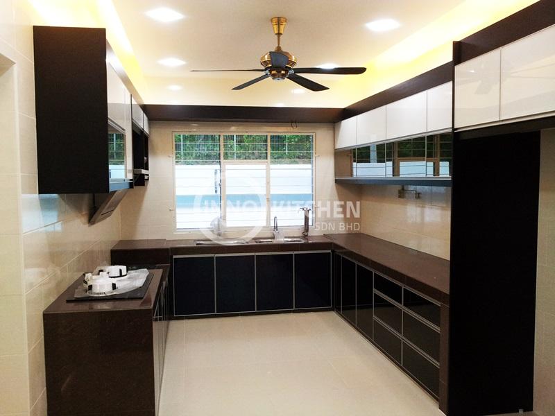 Kitchen cabinet 3g kitchen cabinet kajang kitchen design for Kitchen design quiz
