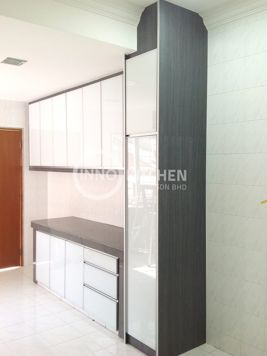 Kitchen cabinet 3g kitchen cabinet kajang kitchen design for Kitchen cabinets 4g